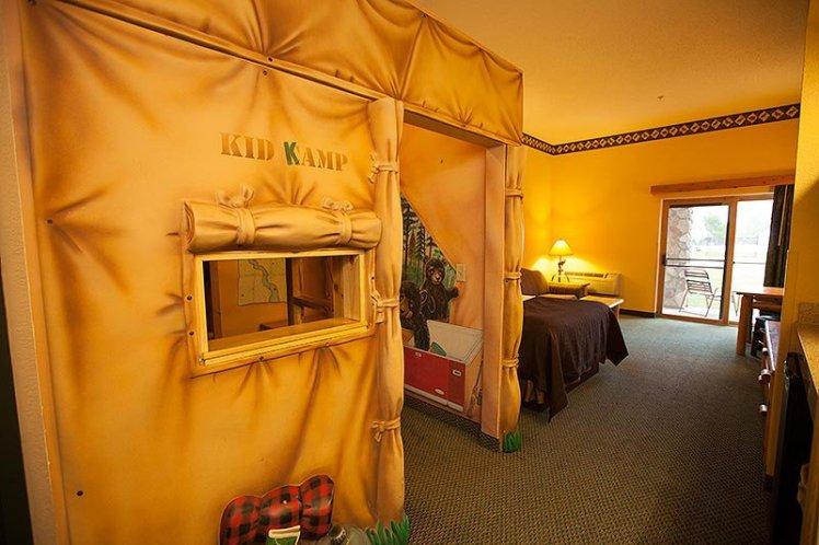 Kid Camp 1 bunk